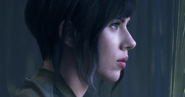 "There's major controversy over Scarlett Johansson's ""Ghost in the Shell"" character"