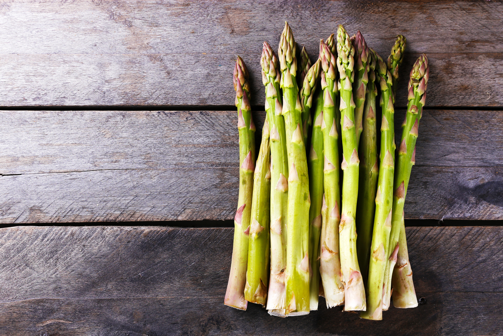 At LAST science explains why asparagus makes your pee smell funny