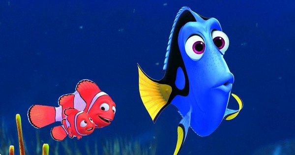 "The opening minutes of ""Finding Dory"" might be as sad as ""Up"" and we can't handle it"