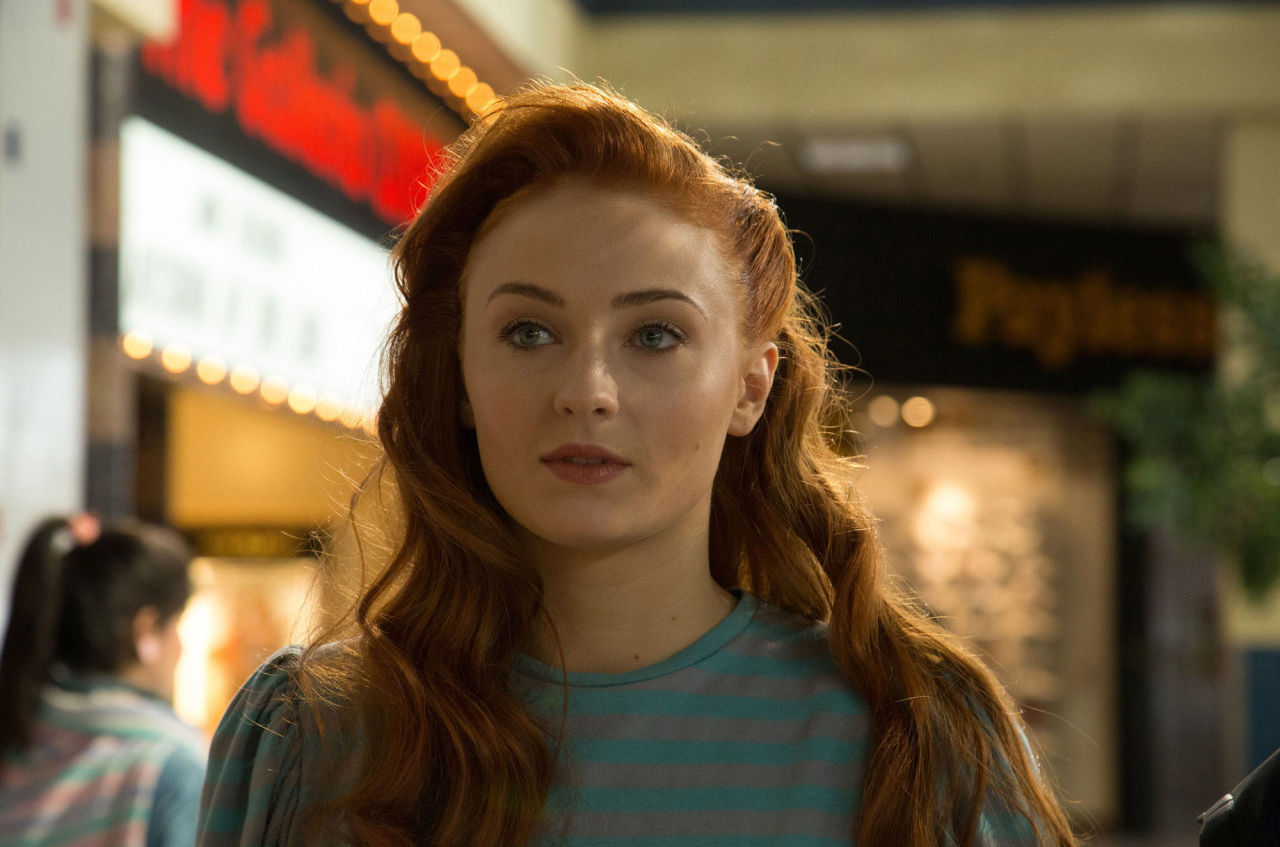 """Sophie Turner from """"Games of Thrones"""" says she went through a """"dark place"""" when it came to body image"""