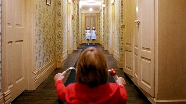 "Check out this seriously spooky ghost photograph taken at the hotel that inspired ""The Shining"""