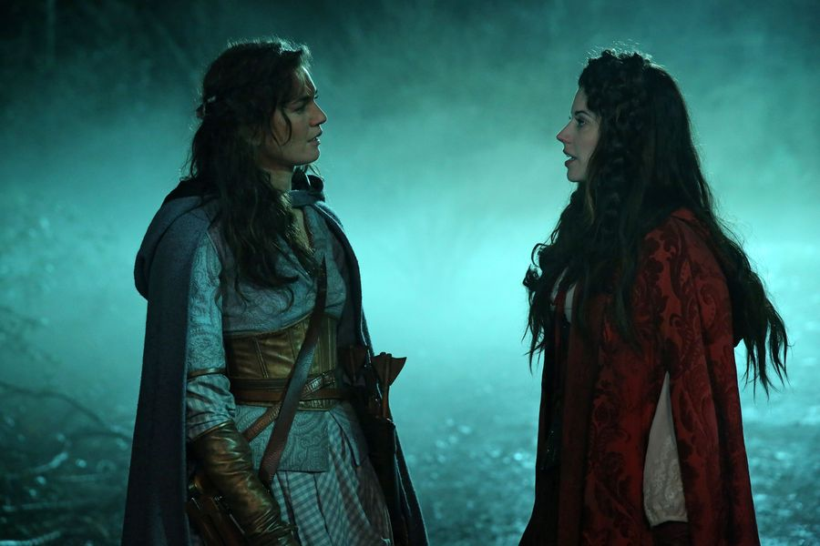 """""""Once Upon a Time"""" just officially introduced its first LGBT couple"""