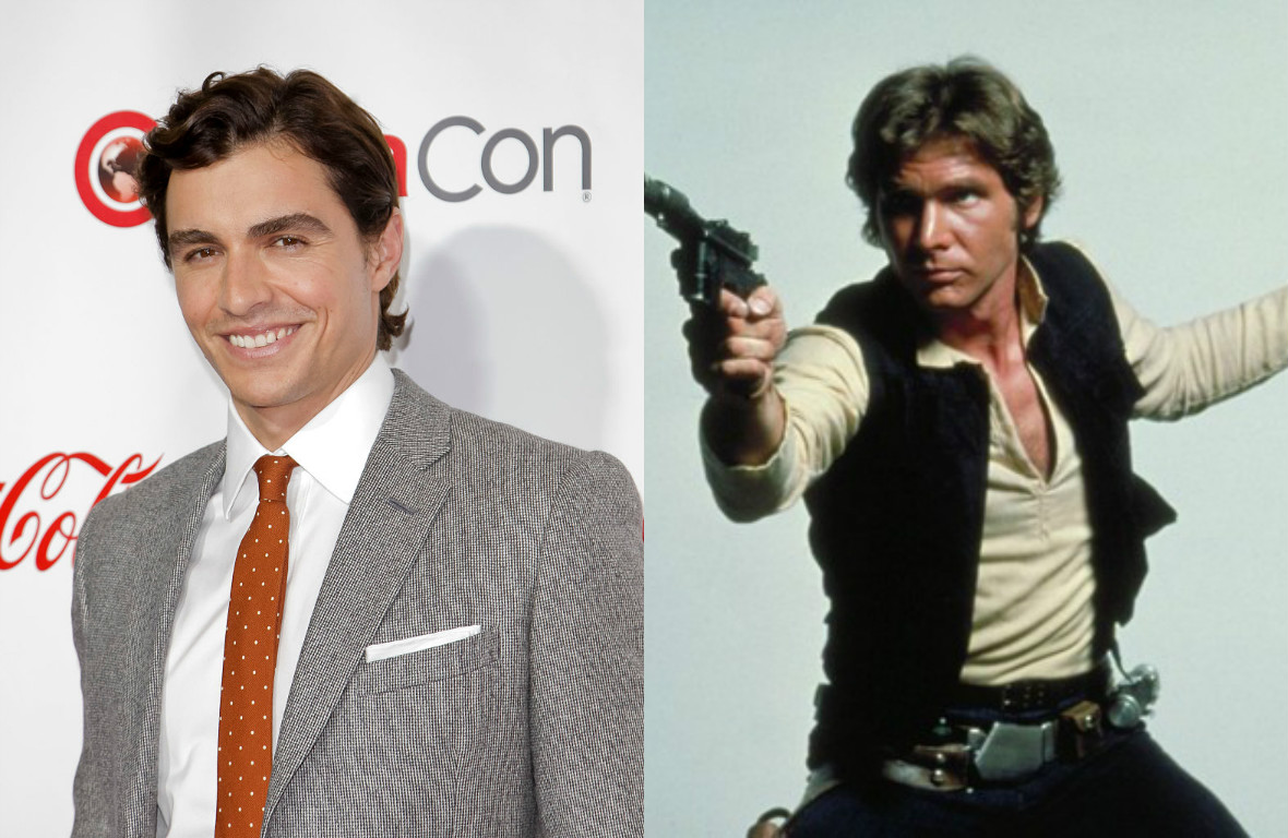 Here's what Dave Franco had to say about auditioning to play young Han Solo