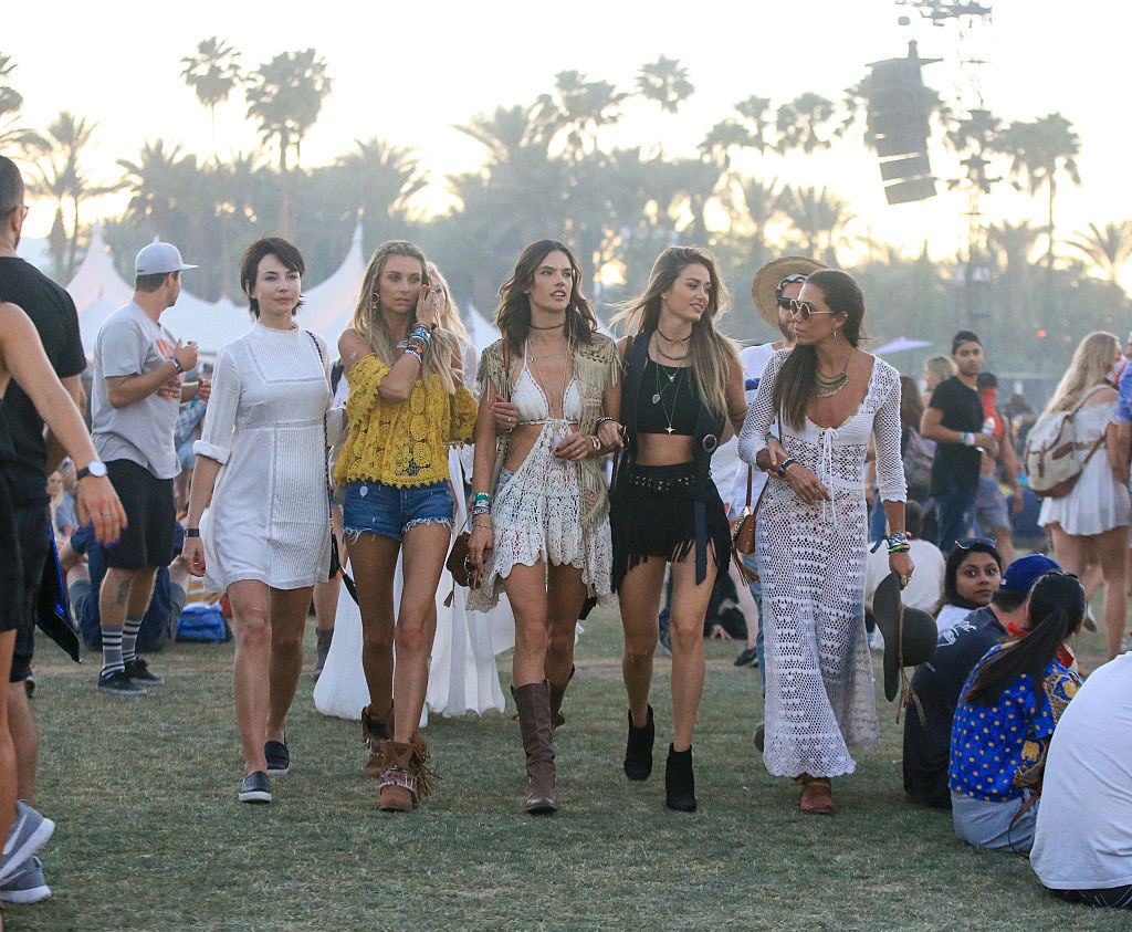 The hack that turns this social networking app into a Coachella survival guide