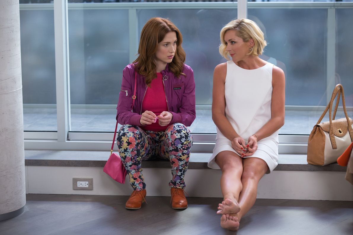 "Could ""Kimmy Schmidt,"" ""30 Rock,"" and ""Mad Men"" all exist in the same perfect television world?"