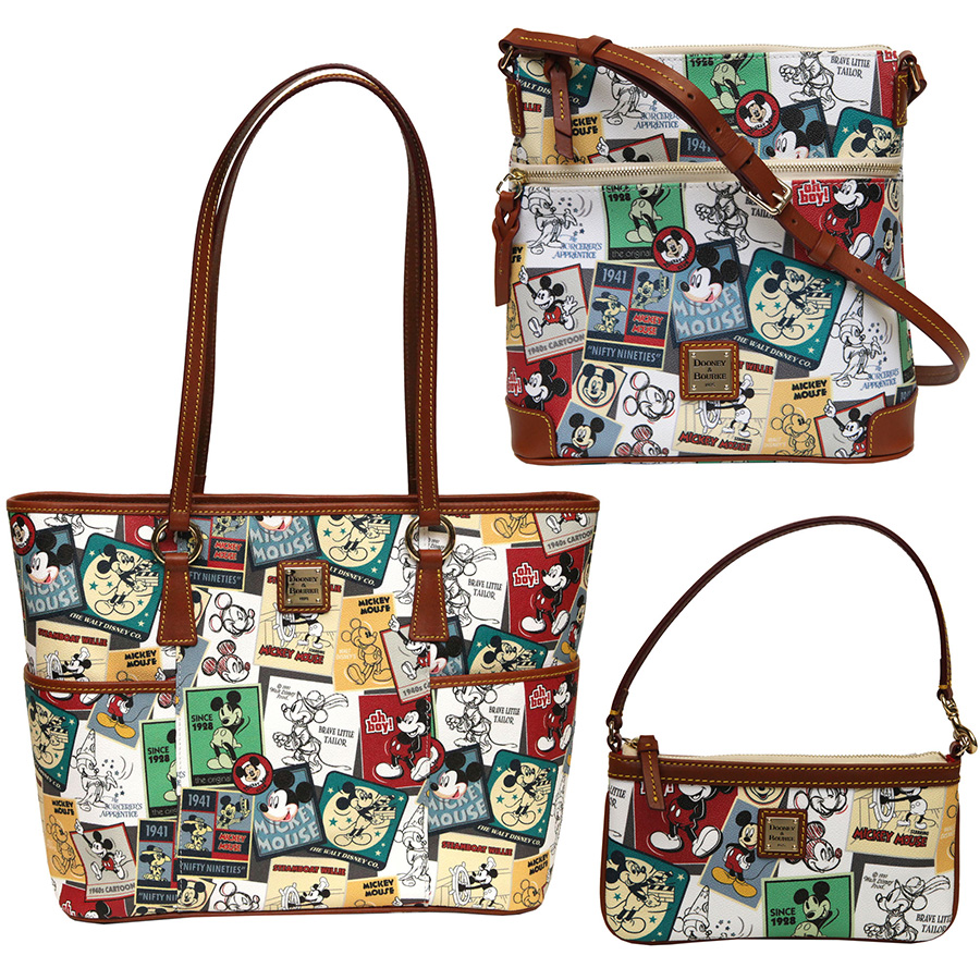 Dooney & Bourke gets Disney-fied with a bunch of new purses