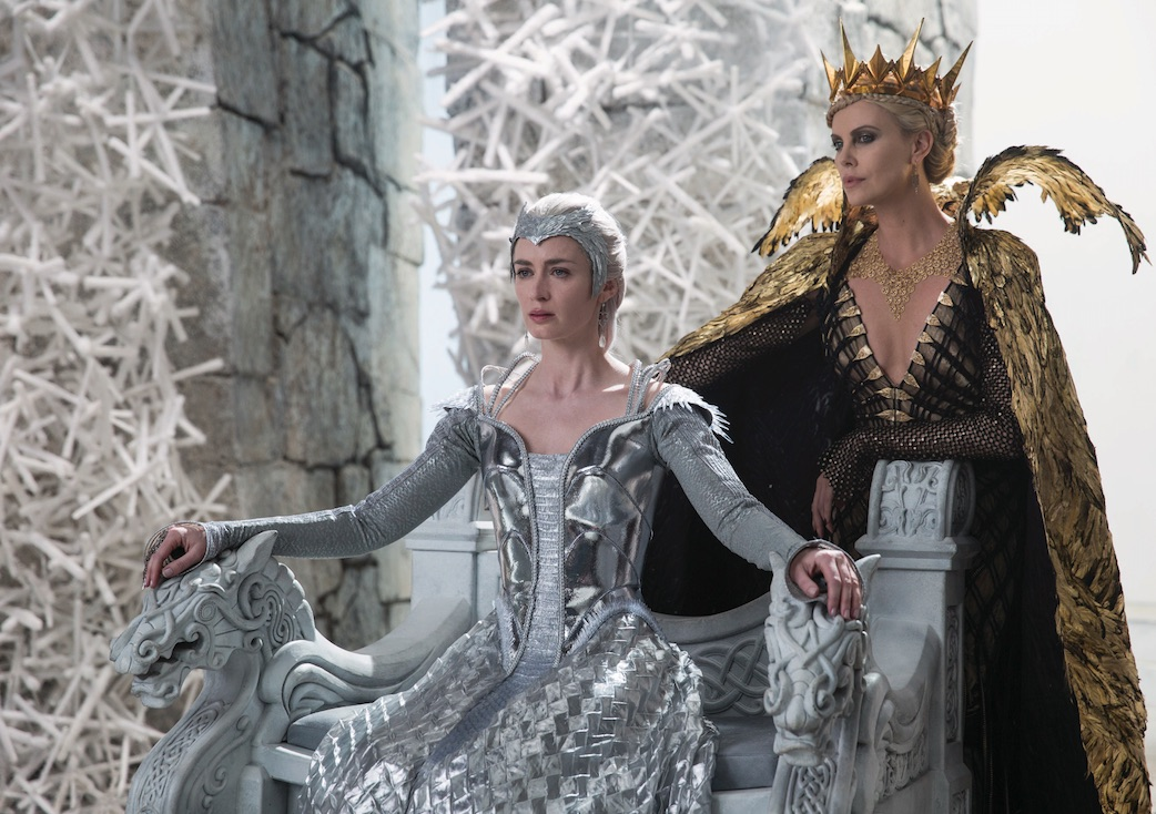 "We talked to the woman behind the epic costumes in ""The Huntsman: Winter's War"""