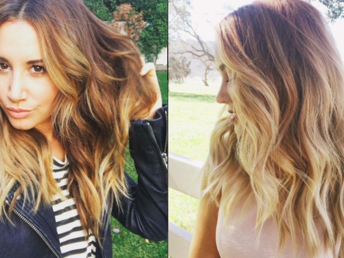 this new tutorial will give you chic wavy hair like lauren