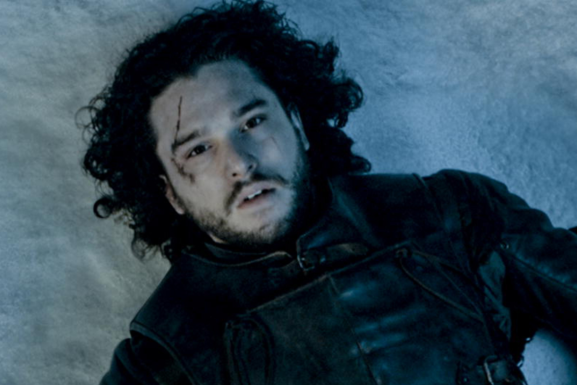Apparently you can tell whether Jon Snow is dead or not if you look really closely at his eyes —because science