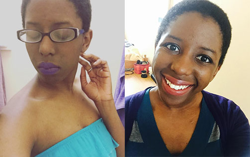 How a haircut helped me fall in love with makeup