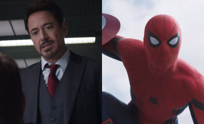 It's official: Iron Man's going to be in the new Spider-Man movie