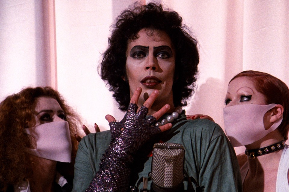 "How joining a shadow cast of ""The Rocky Horror Picture Show"" helped me embrace my awkwardness"