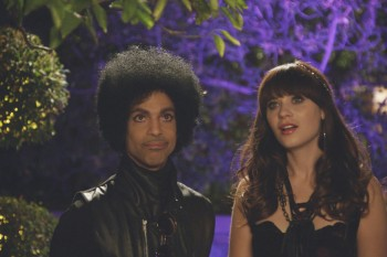 "We will never, ever forget the time Prince was on ""New Girl"""