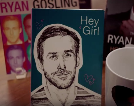 "Ryan Gosling has *nothing* to do with the ""Hey Girl"" meme, OK?"