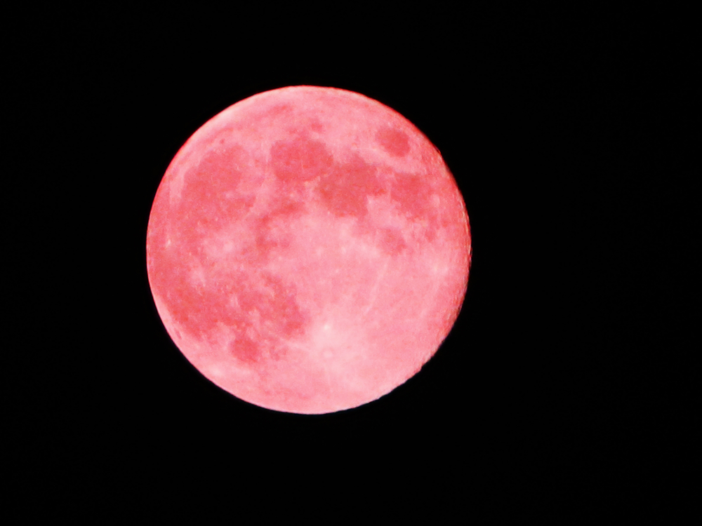 This is what tonight's pink full moon means for us all