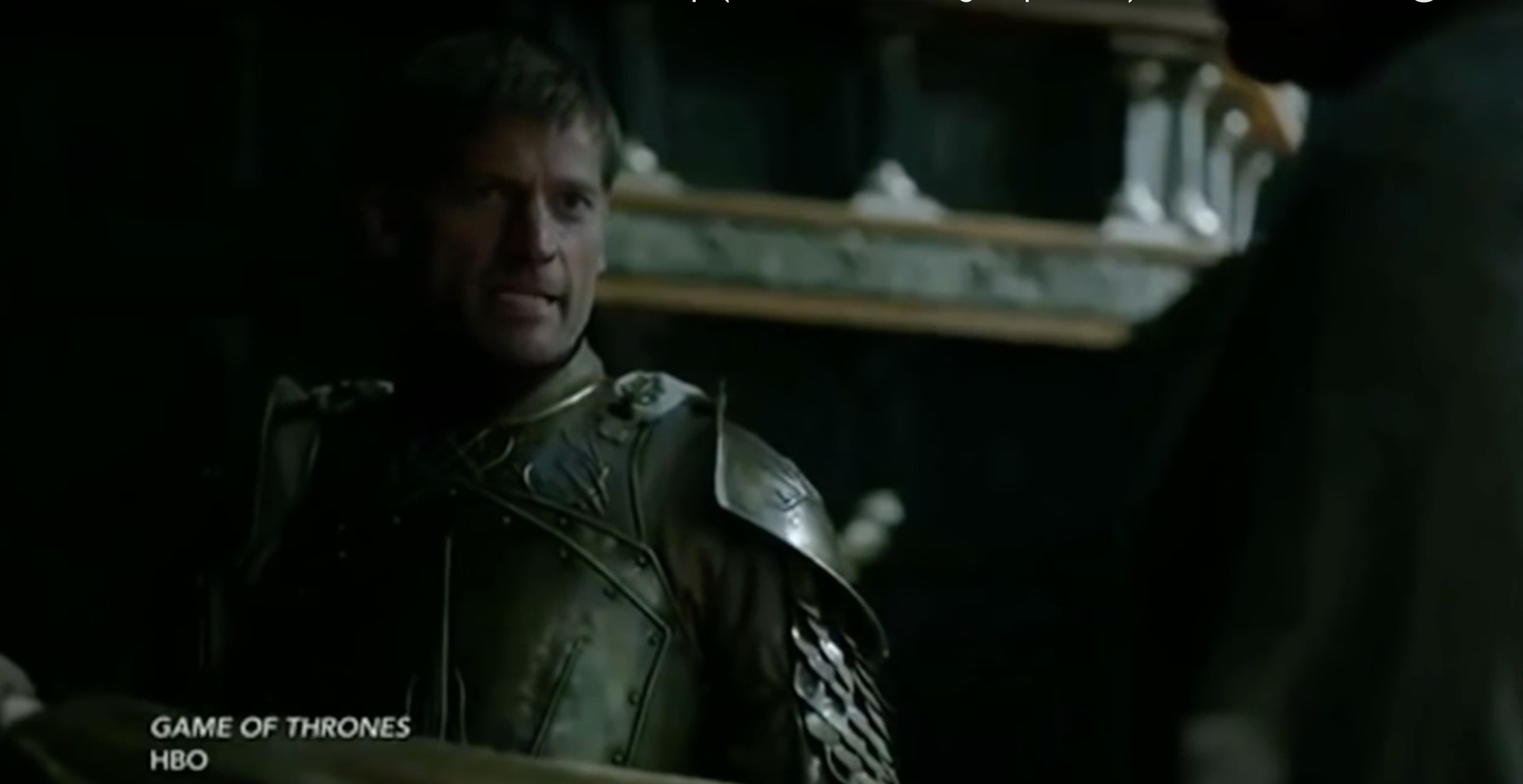 """Jaime Lannister admits to some pretty serious sins in this new """"Game of Thrones"""" clip"""