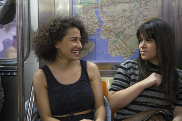 "Could a ""Broad City"" and ""Crazy Ex-Girlfriend"" crossover be in the works??"