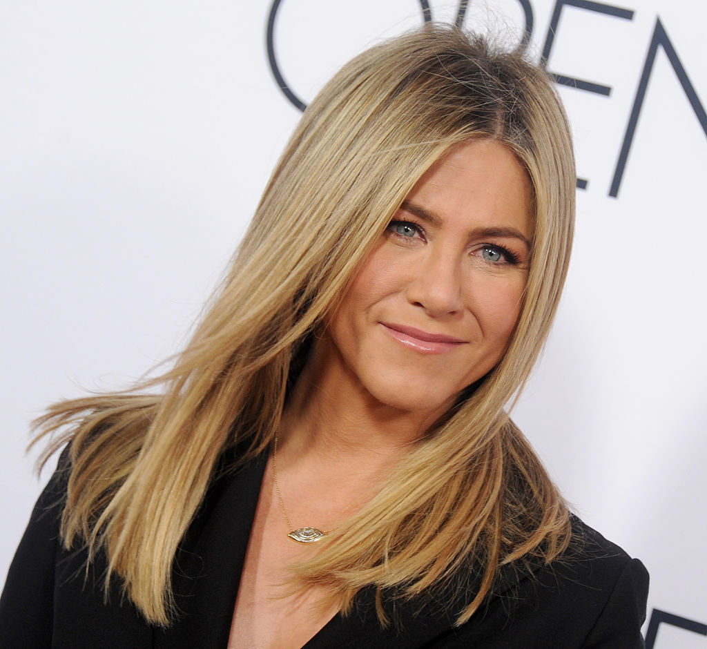 Jennifer Aniston just talked about her biggest beauty icon