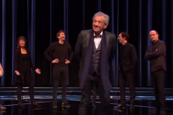 "Watch Prince Charles, Sir Ian McKellen, Benedict Cumberbatch, and more debate how to recite ""Hamlet"""