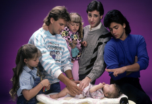 "12 ""Full House"" press photos that we absolutely needed in our lives"