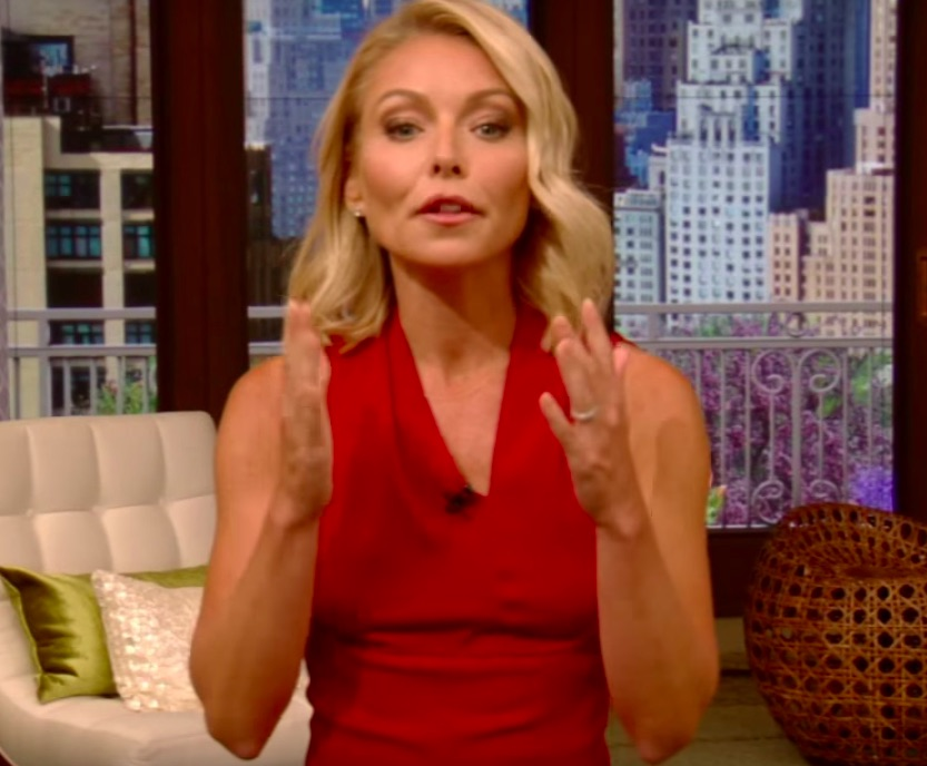 "Here's what Kelly Ripa had to say about ""Live with Kelly & Michael"""