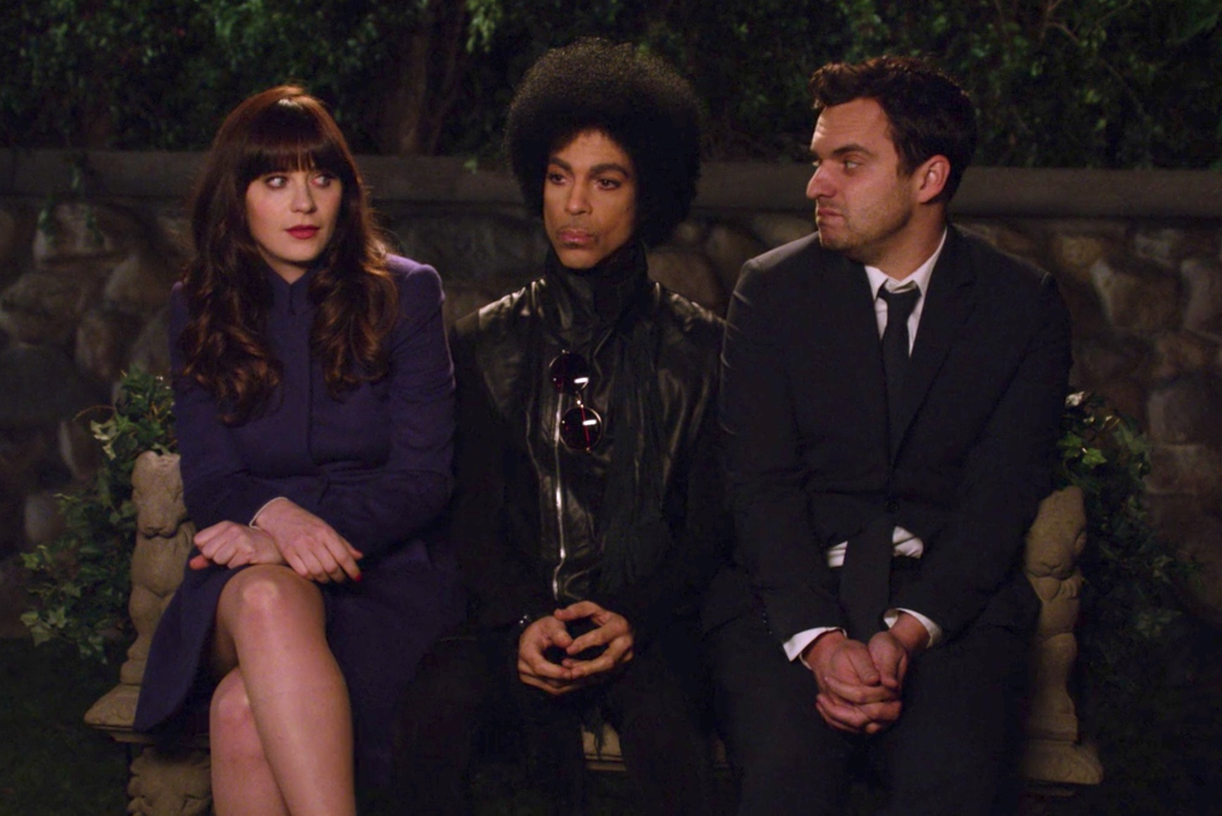 "8 fascinating details from when Prince was on ""New Girl"""