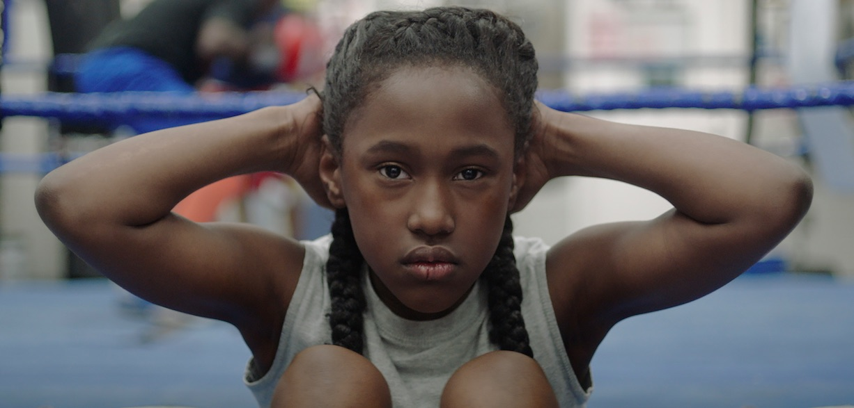"Movie trailer premiere: Girl power in front of, and behind the camera, in ""The Fits"""
