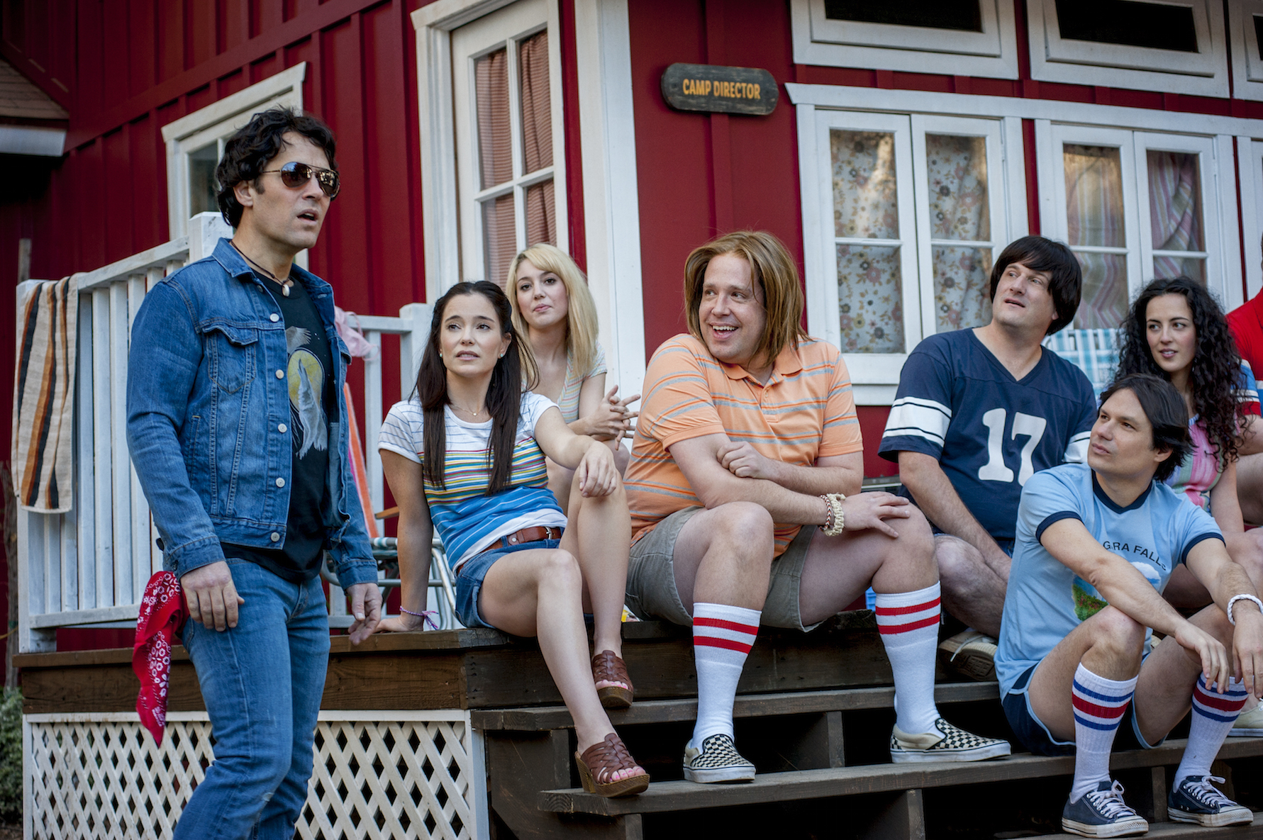 """Wet Hot American Summer"" is coming back for ""Ten Years Later"" so make it your beeswax to be there"
