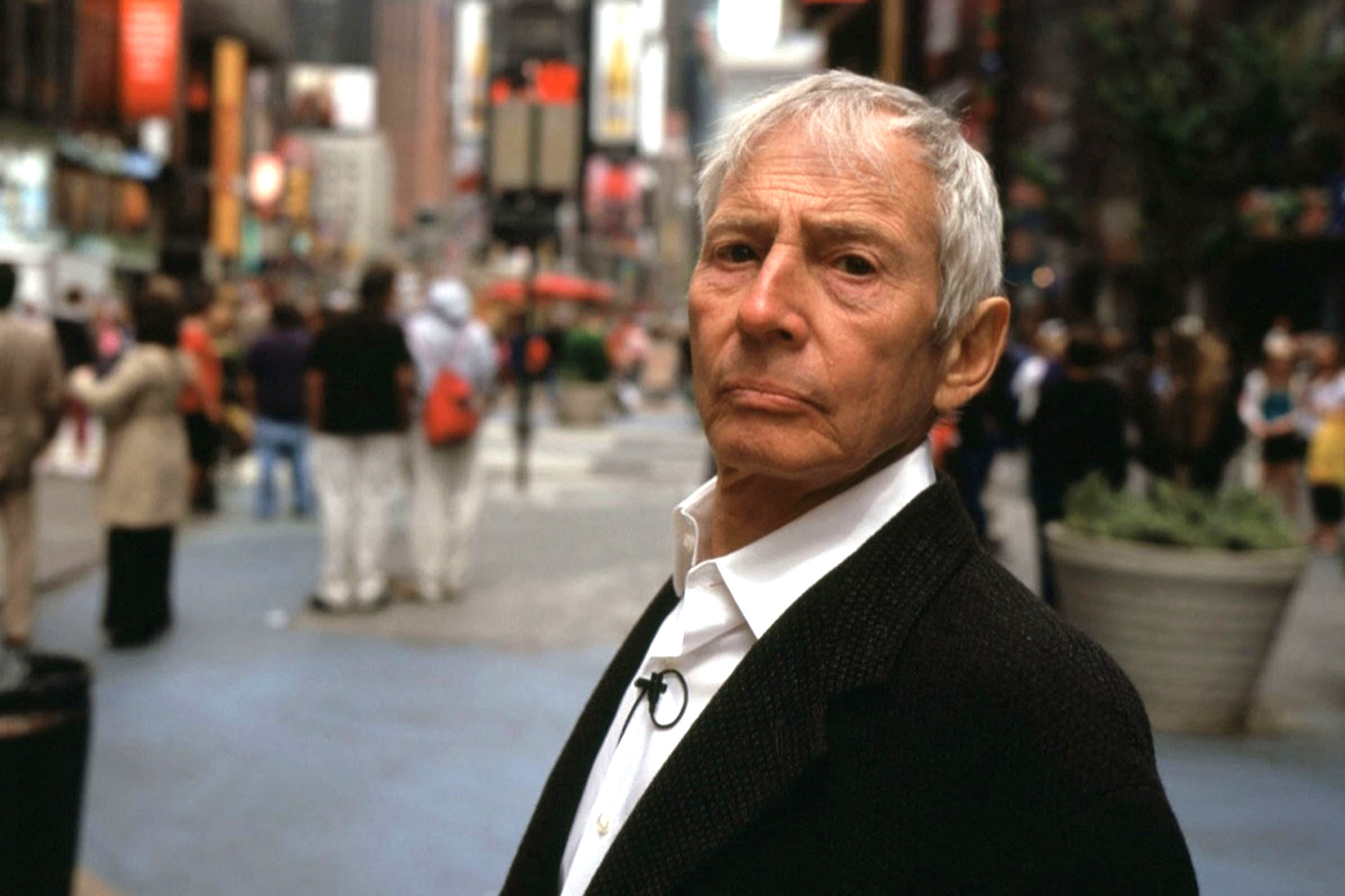 "Is ""The Jinx's"" Robert Durst finally going to prison?"
