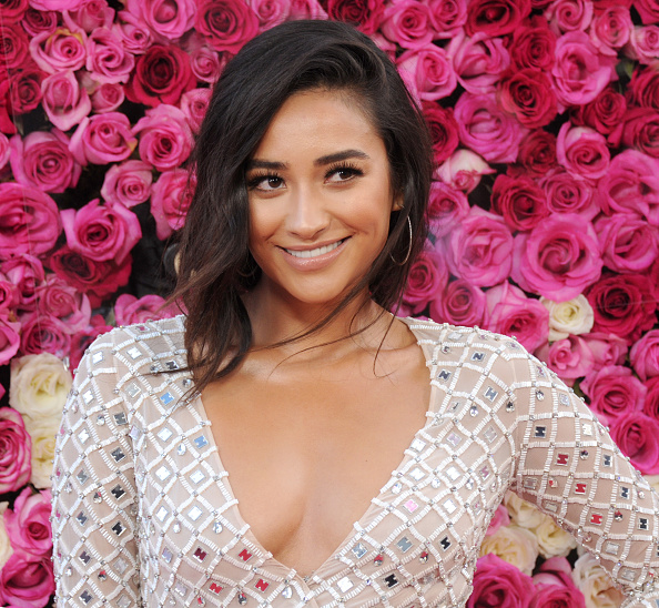 "Shay Mitchell on ""Mother's Day,"" beauty hacks, and her favorite ""PLL"" scene"