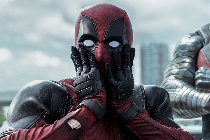 "You probably missed this cheeky Easter egg in ""Deadpool"""