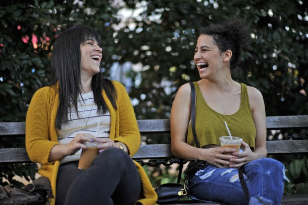 "Costume designer Staci Greenbaum talks about Abbi and Ilana's iconic ""Broad City"" style"
