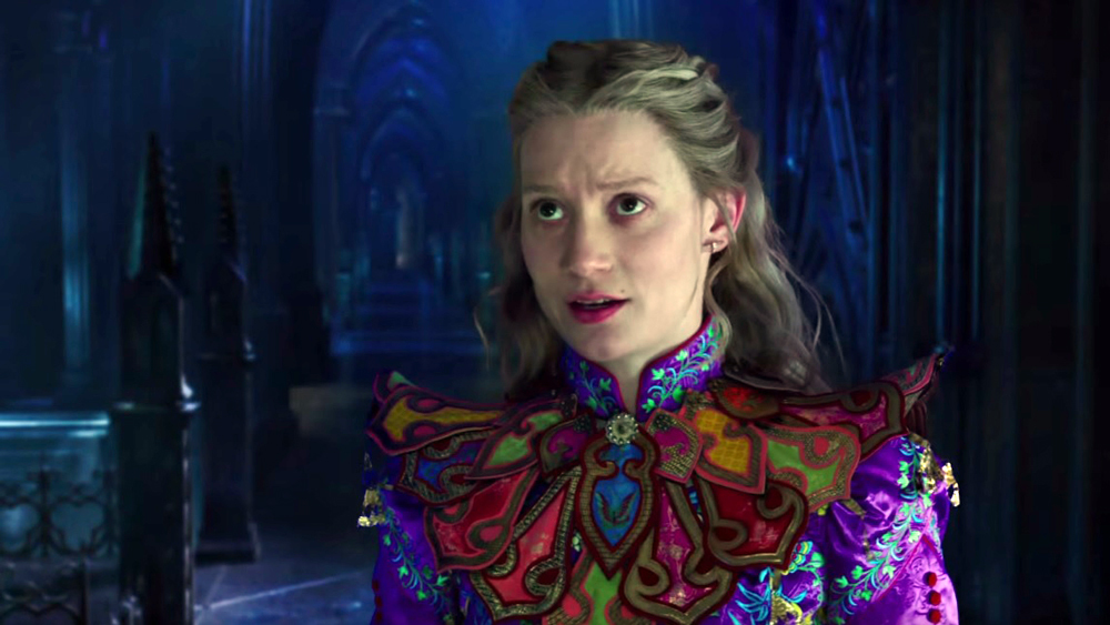 "This ""Alice through the Looking Glass"" makeup collection is a real wonderland"