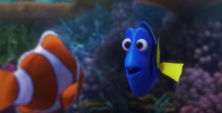 "All the feelings we had during the new ""Finding Dory"" TV spot"