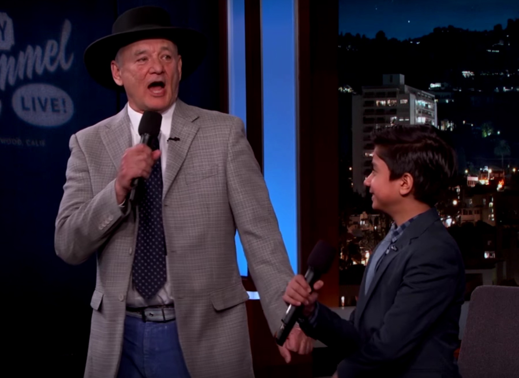 "Bill Murray's ""The Bare Necessities"" duet from ""The Jungle Book"" is so adorable"