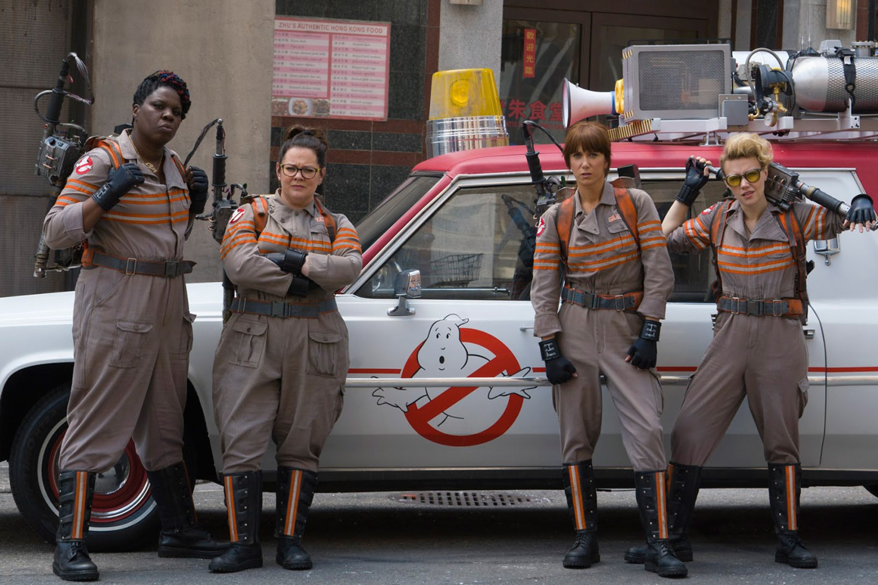 "The ""Ghostbusters"" trailer has the most ""dislikes"" in history and some think sexism is to blame"