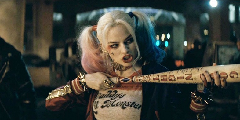 "Why Margot Robbie felt self conscious about her body in ""Suicide Squad"""