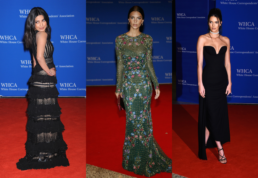 15 fashion looks we loved from the White House Correspondents' Dinner