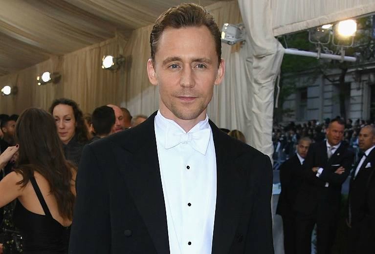 Tom Hiddleston is everyone's dream date at the Met Gala