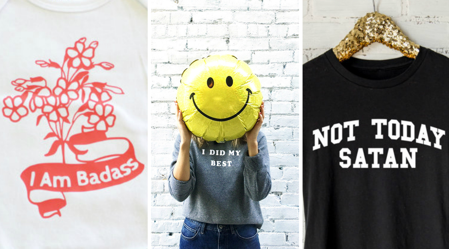 13 graphic tops that empower us like no tomorrow