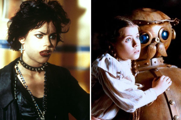 "Fairuza Balk from ""The Craft"" has been starring in the weirdest movies since she was a kid"
