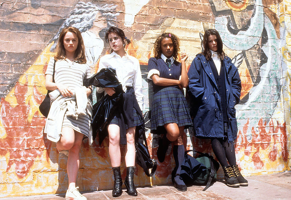 "These movie premiere photos from ""The Craft"" are the only #tbt you need this week"