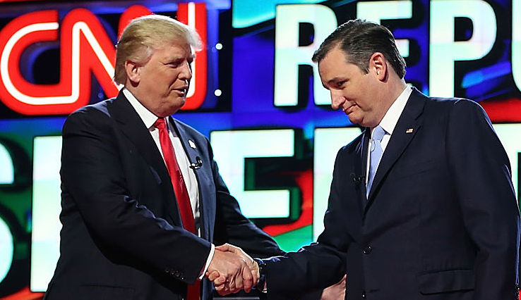 This is not a joke: Ted Cruz withdraws from race, basically hands Trump the nomination
