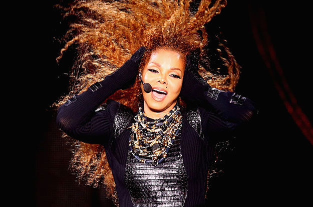 OMG! Janet Jackson is pregnant with her first child (at 50!)