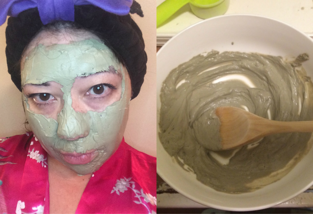 The best detoxifying mask ever is at your grocery store for less than $10