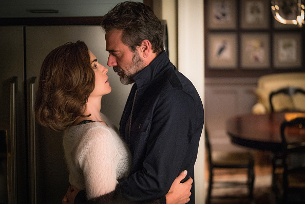 the good wife alicia and peter relationship