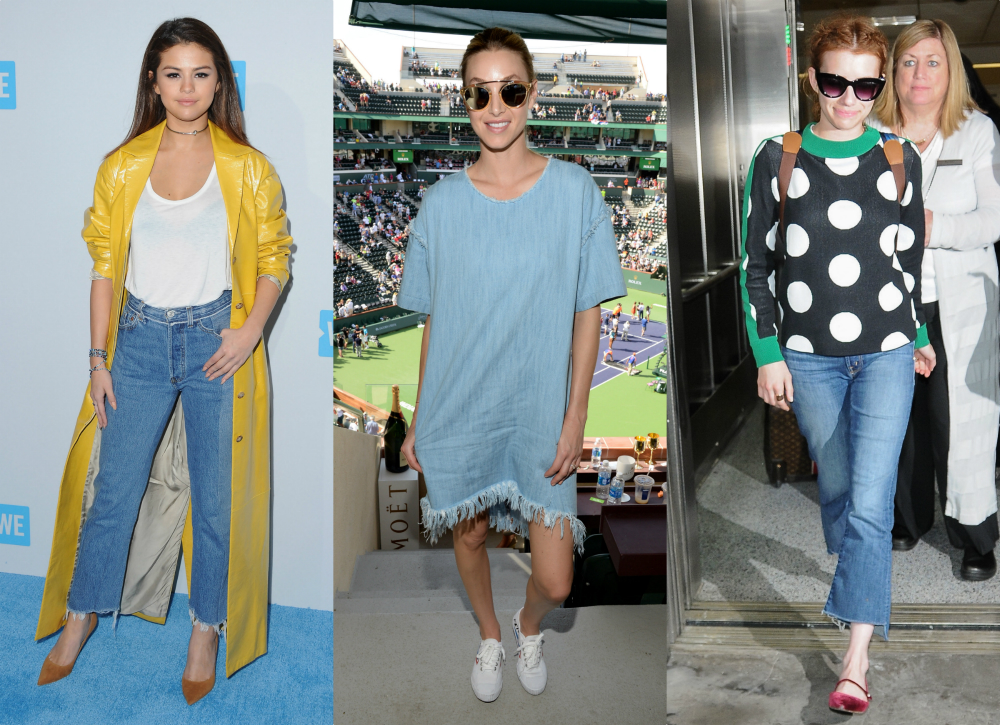 Is this the clothing trend of the season?