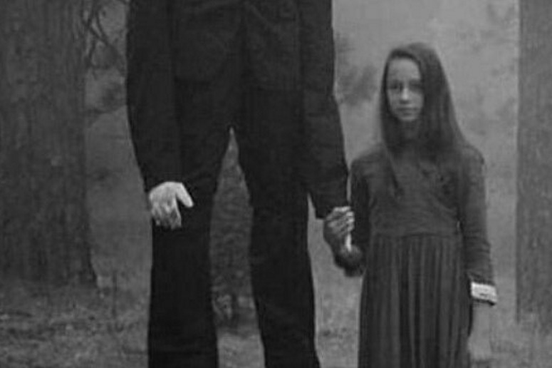 Today in horrifying: There is going to be Slender Man movie
