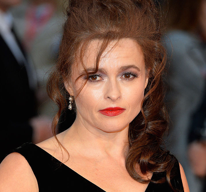 "An ""Alice in Wonderland"" quote helped Helena Bonham Carter during her split from Tim Burton"