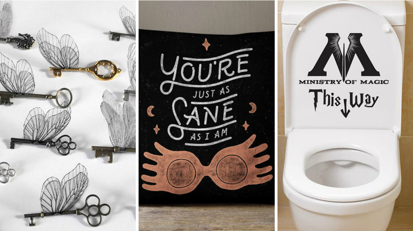 """17 """"Harry Potter"""" items that belong in our Hogwarts-loving homes"""